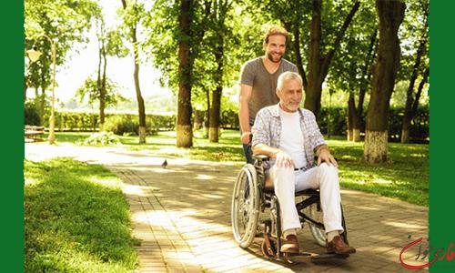 مراقبت ازسالمند در خانه