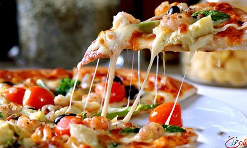 دستور تهیه پیتزا