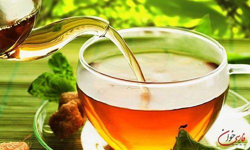 دلایل تغییر مزه ی چای