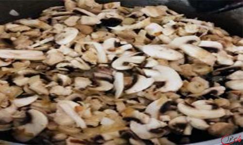 طرز پخت رول لازانیا